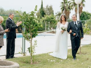 La boda de Sílvia y Ricard 2