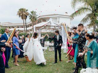 La boda de Sílvia y Ricard