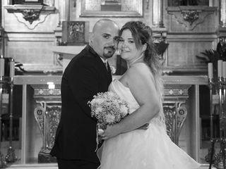 La boda de Cristina y Neftalí
