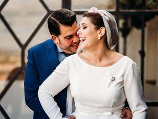 La boda de María del Rocío y Enrique 2