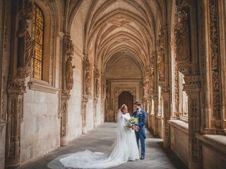La boda de Carlota y Fernando