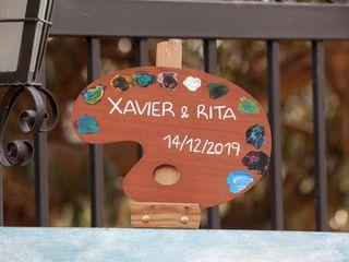 La boda de Rita y Xavi 2