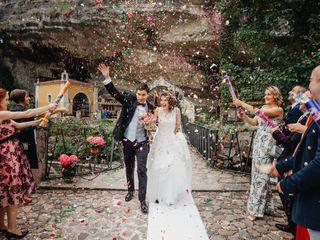 La boda de Alba y Max