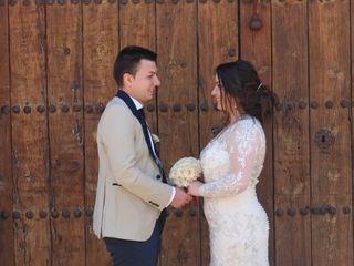 La boda de Bianca y Vlad