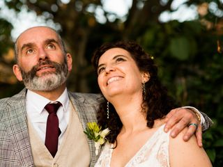 La boda de Lorena y Pablo