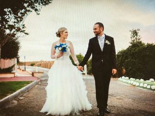 La boda de Soraya y Jonathan