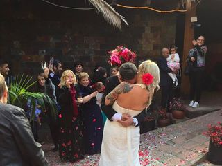 La boda de Laia  y Isaac  2