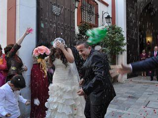 La boda de Carlos y Nerea