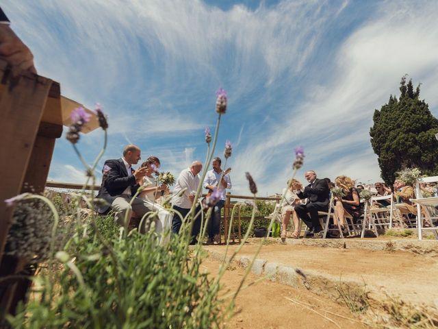 La boda de Jordi y Olga en Calella De Palafrugell, Girona 4