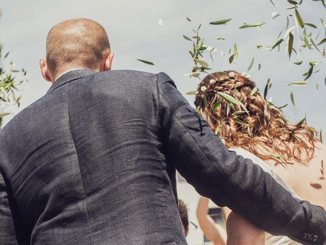 La boda de Jordi y Olga en Calella De Palafrugell, Girona 5
