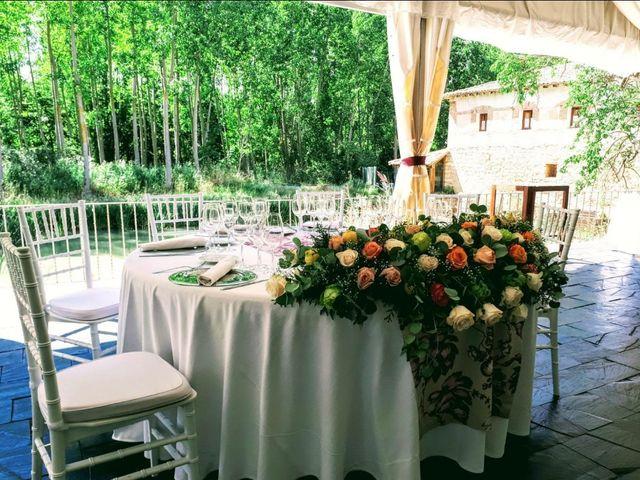 La boda de Adrián y Cristina en Torquemada, Palencia 1
