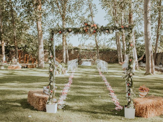 La boda de Adrián y Cristina en Torquemada, Palencia 16