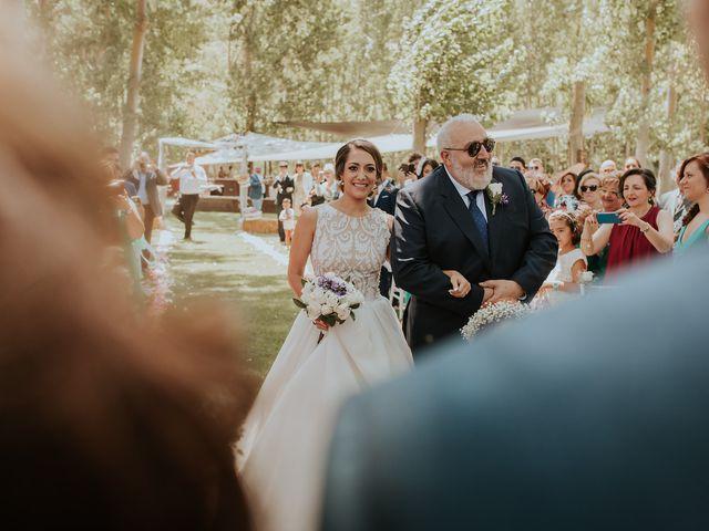 La boda de Adrián y Cristina en Torquemada, Palencia 18