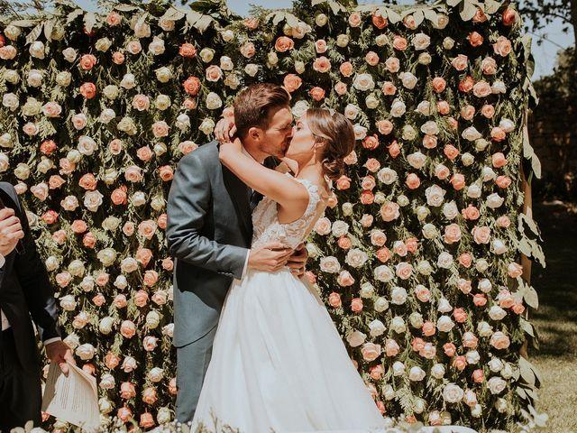 La boda de Adrián y Cristina en Torquemada, Palencia 19