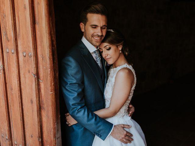 La boda de Adrián y Cristina en Torquemada, Palencia 23