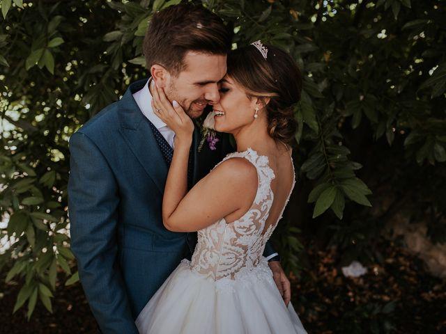 La boda de Adrián y Cristina en Torquemada, Palencia 24
