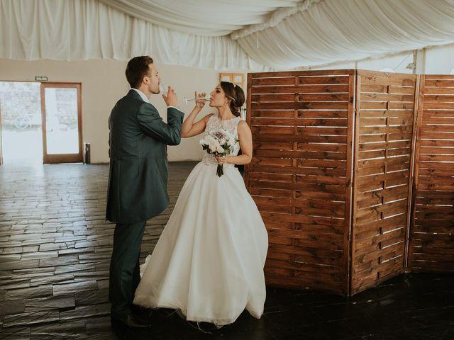 La boda de Adrián y Cristina en Torquemada, Palencia 26