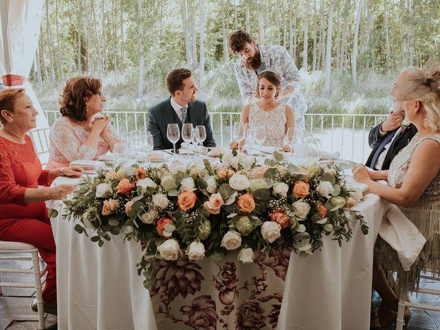 La boda de Adrián y Cristina en Torquemada, Palencia 27