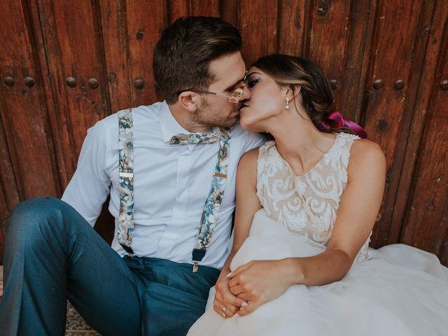 La boda de Adrián y Cristina en Torquemada, Palencia 29