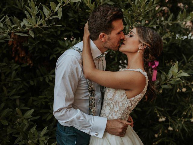 La boda de Adrián y Cristina en Torquemada, Palencia 30