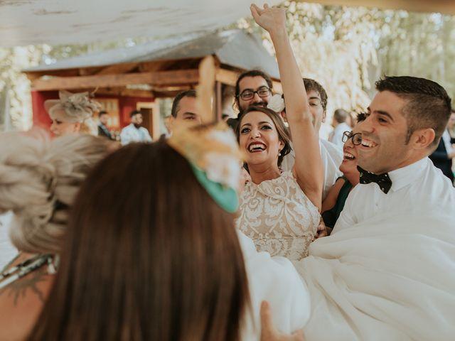 La boda de Adrián y Cristina en Torquemada, Palencia 35