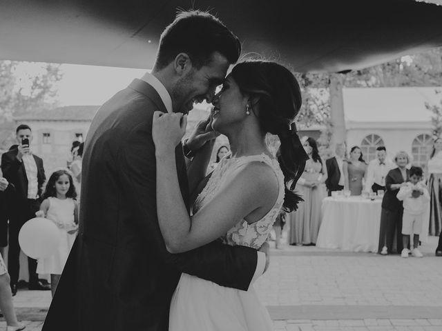 La boda de Adrián y Cristina en Torquemada, Palencia 36