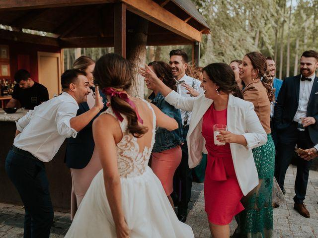 La boda de Adrián y Cristina en Torquemada, Palencia 37