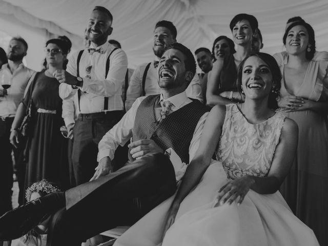 La boda de Adrián y Cristina en Torquemada, Palencia 39
