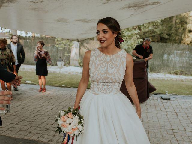La boda de Adrián y Cristina en Torquemada, Palencia 47