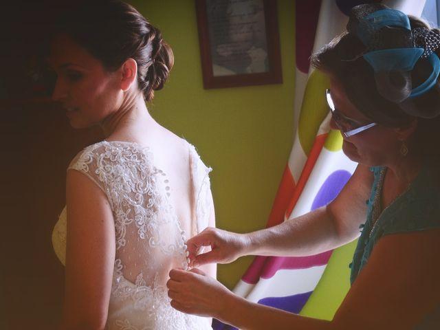 La boda de Daniel y Olga en Valdastillas, Cáceres 9