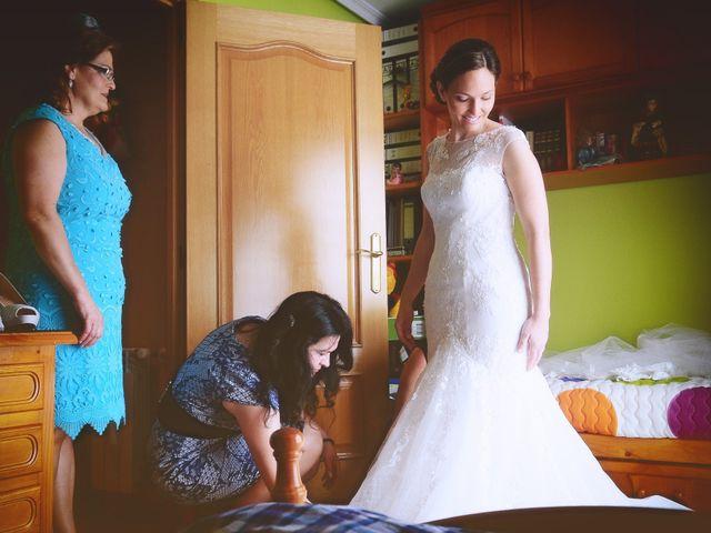 La boda de Daniel y Olga en Valdastillas, Cáceres 11