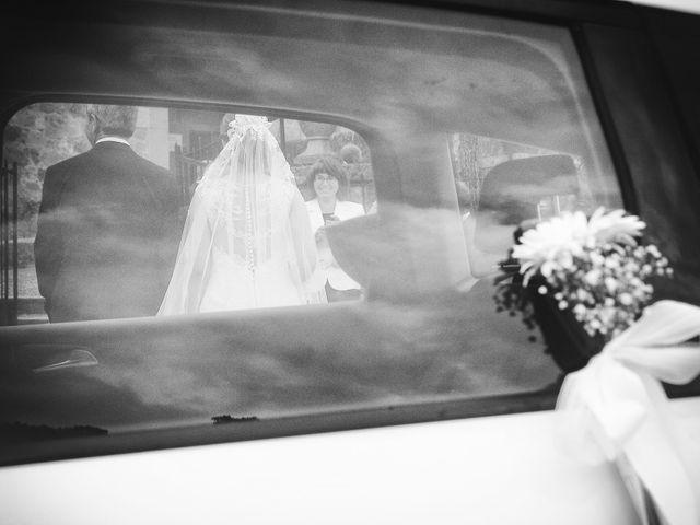 La boda de Daniel y Olga en Valdastillas, Cáceres 20