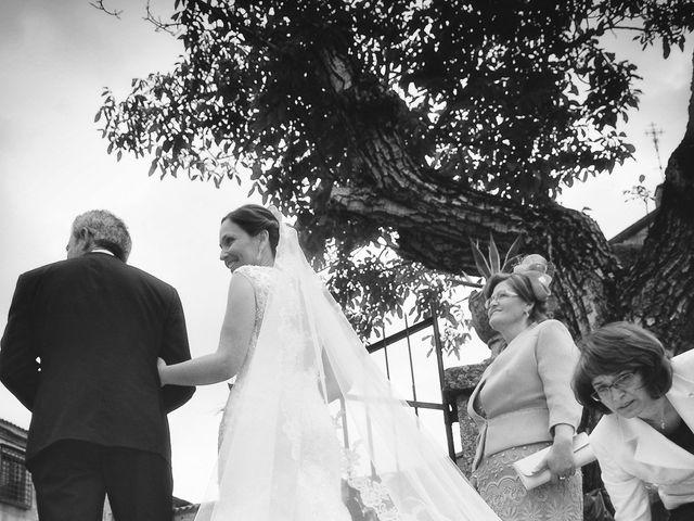 La boda de Daniel y Olga en Valdastillas, Cáceres 21