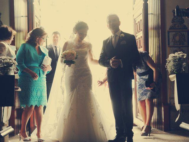 La boda de Daniel y Olga en Valdastillas, Cáceres 22