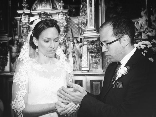 La boda de Daniel y Olga en Valdastillas, Cáceres 24