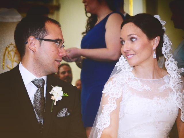 La boda de Daniel y Olga en Valdastillas, Cáceres 25