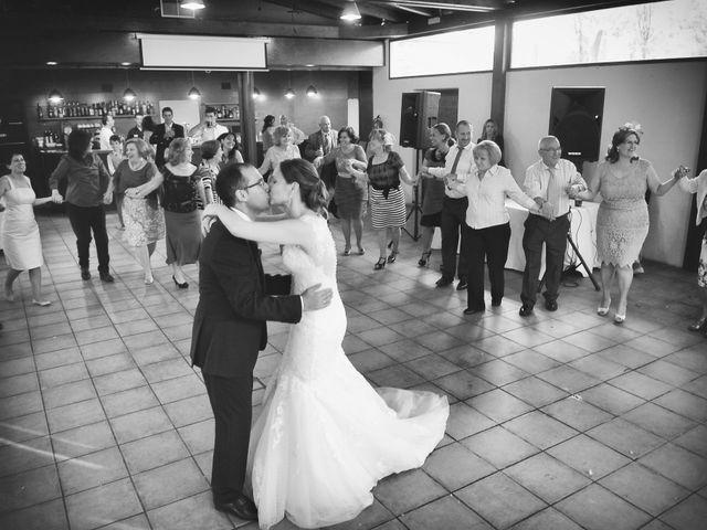 La boda de Daniel y Olga en Valdastillas, Cáceres 38
