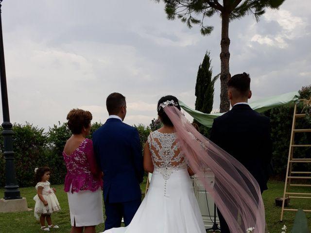 La boda de David  y Gremy  en Navalmoral De La Mata, Cáceres 3