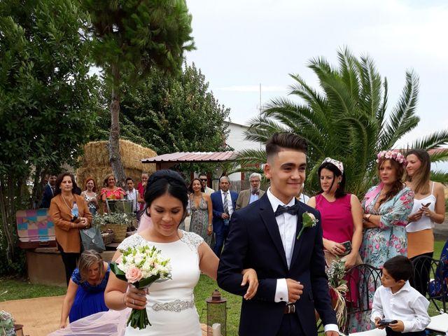 La boda de David  y Gremy  en Navalmoral De La Mata, Cáceres 4