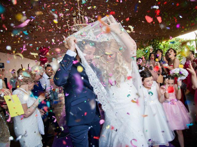 La boda de Beatriz y Víctor