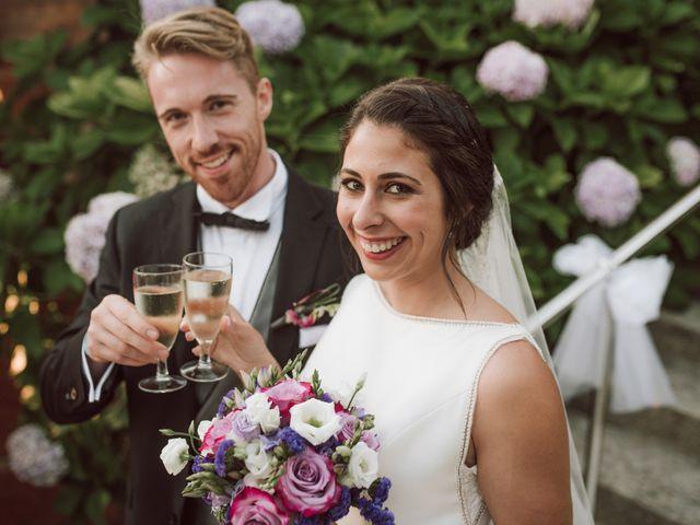La boda de María y Mikel