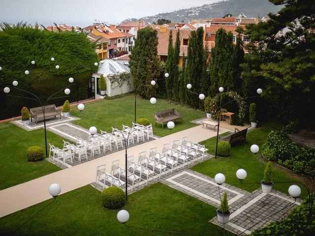 La boda de Eduardo  y Vanessa en La Orotava, Santa Cruz de Tenerife 5