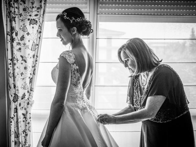 La boda de Oscar y Judith en Idiazabal, Guipúzcoa 7