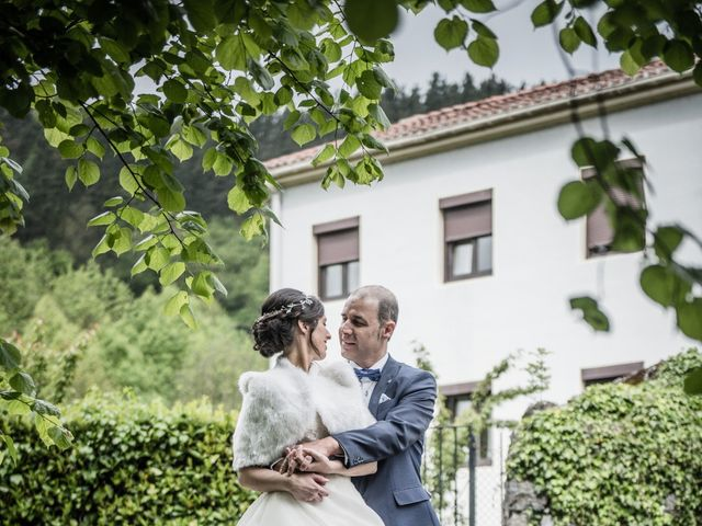 La boda de Oscar y Judith en Idiazabal, Guipúzcoa 12