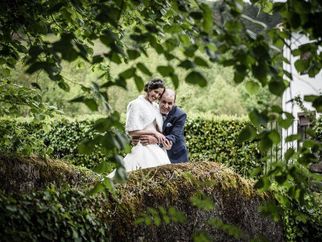 La boda de Oscar y Judith en Idiazabal, Guipúzcoa 14