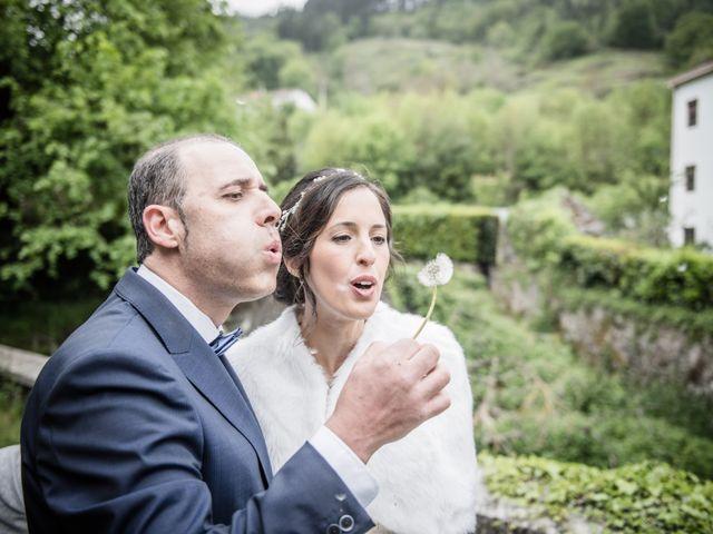 La boda de Oscar y Judith en Idiazabal, Guipúzcoa 17