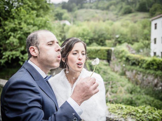 La boda de Oscar y Judith en Idiazabal, Guipúzcoa 18