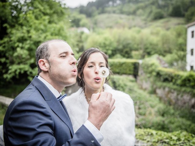 La boda de Oscar y Judith en Idiazabal, Guipúzcoa 19