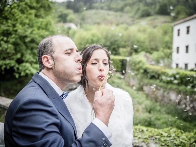 La boda de Oscar y Judith en Idiazabal, Guipúzcoa 20