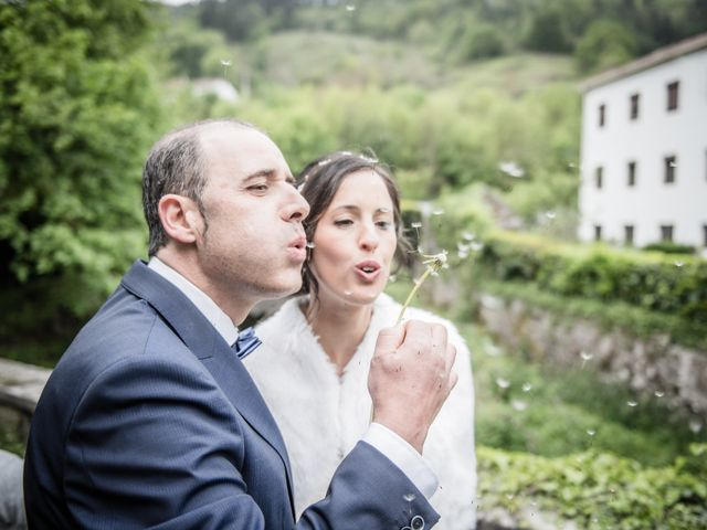 La boda de Oscar y Judith en Idiazabal, Guipúzcoa 21
